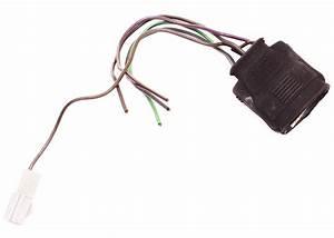Manual Transmission Wiring Plug Pigtail Vw Jetta Rabbit Gti Mk1