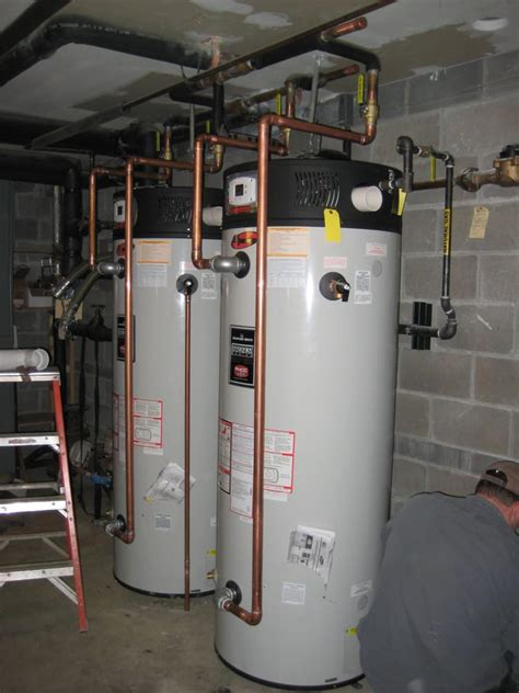 Bad Water Heater In Apartment by Replaced 3 Electric Water Heater In An Apartment Complex