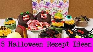 Ideen Für Halloween : 5 halloween rezept ideen gruselige snacks f r eure halloween party cupcakes donuts oreos ~ Frokenaadalensverden.com Haus und Dekorationen