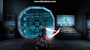 [HD:1080p] Asajj Ventress vs. Darth Vader - Jedi Knight ...
