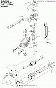 Prowler 30 Trolling Motor Parts