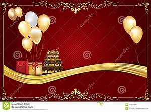 Elegant Birthday Celebration Background