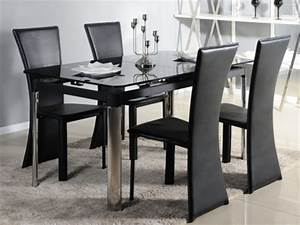 Table Verre Trempé : table a manger verre trempe ~ Teatrodelosmanantiales.com Idées de Décoration
