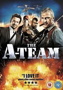 The A-Team DVD Zavvi com
