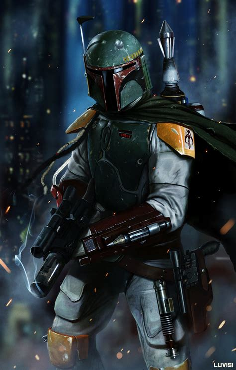May The 4th Be With You Boba Fett Tribute  Moar Powah