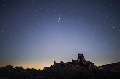 perseid meteor shower     years  meteor