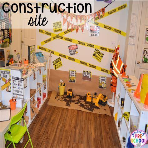view construction printables  preschoolers images