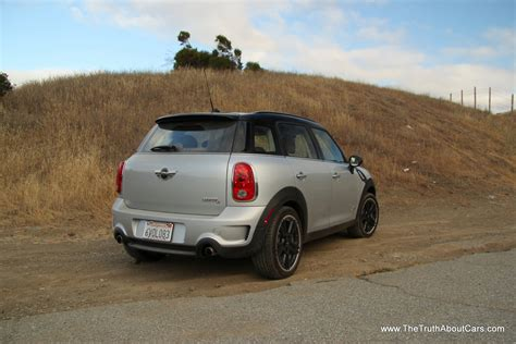 Mini Picture by Review 2012 Mini Cooper S Countryman All4 The