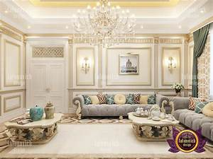Living, Room, In, A, Classic, Style
