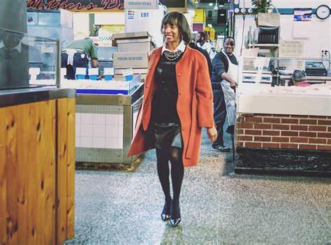 catherine pugh wins bid  mayor
