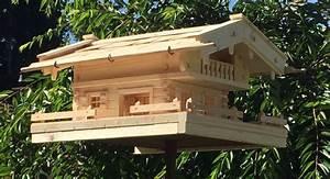 Holz Zum Bauen : vogelhaus aus holz selber bauen ~ Lizthompson.info Haus und Dekorationen