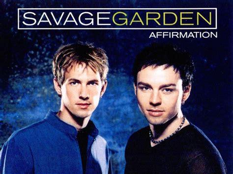 savage garden affirmation savage garden wallpaper wallpapersafari
