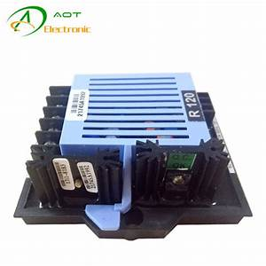 Generator Avr R120 Ac Automatic Voltage Regulator Circuit