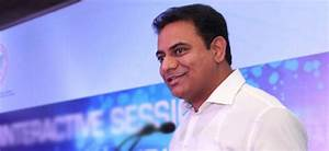 KTR seeks Central funds for Telangana's pending projects