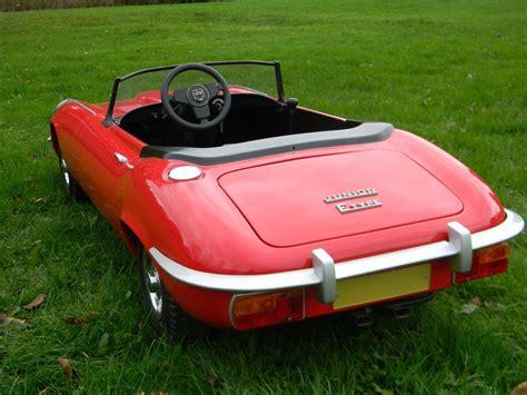 Type Jaguar 'childrens' 4 Stroke Petrol Car