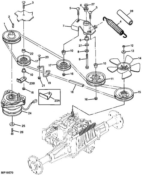 Need Diagram The Routing Drive Belt