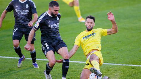 Liga: sans Benzema, le Real Madrid accroché par Villarreal ...