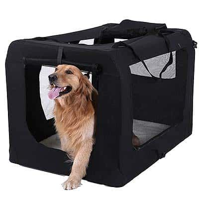 Songmics Hundebox Faltbar In 6 Gr 246 223 En S Bis Xxxl