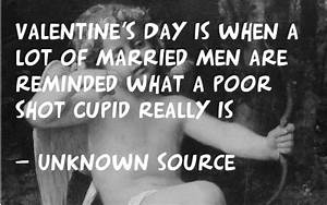 20 Funny Valentines Day Quotes - Flokka