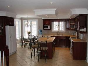 Kitchen modern kitchen dining design for small spaces for Furniture hell s kitchen