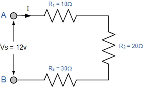 Why Does The Lower Resistor Series Circuit Operate