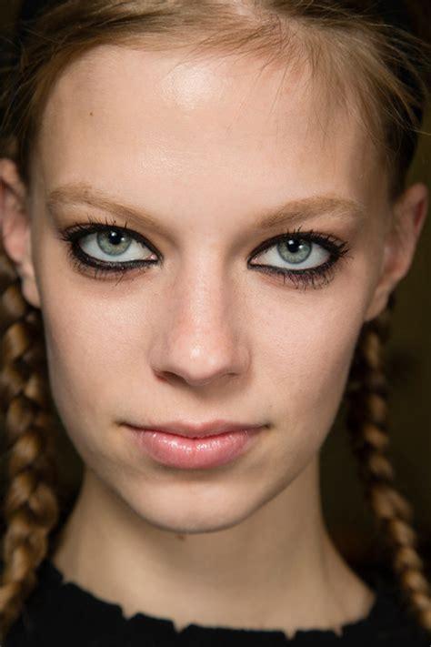 2014 Fall Makeup Trends Bold Eye Makeup