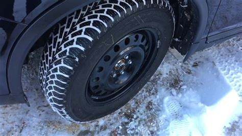 goodyear nordic winter tire review youtube