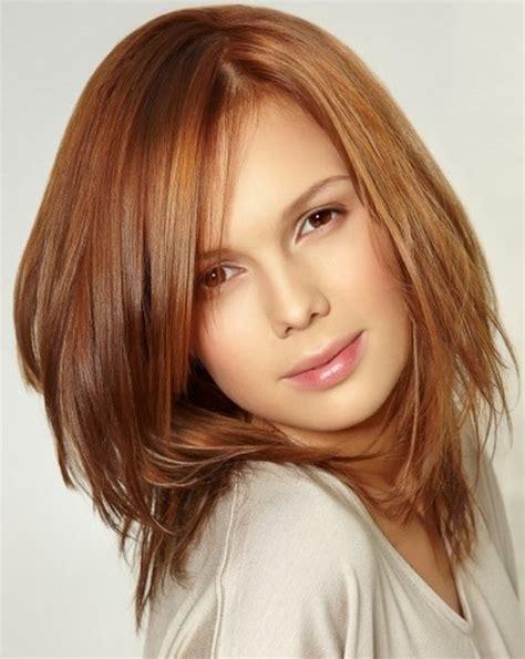 simple hairstyles  girls medium straight hair