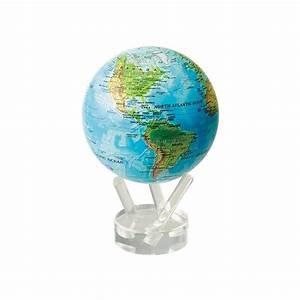 Mini Globe Terrestre : globe terrestre lumineux pas cher globe terrestre lumineux sur enperdresonlapin ~ Teatrodelosmanantiales.com Idées de Décoration
