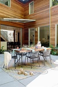Tapis Boheme Chic : d co boh me chic une maison californienne qui m lange bien les styles ~ Teatrodelosmanantiales.com Idées de Décoration