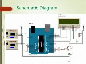 Bidirectional Visitor Counter Using Ir Sensors And Arduino