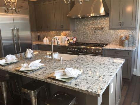 quartz morning frost cambria bellingham kitchen