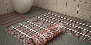 Výpočet elektrického podlahového topení