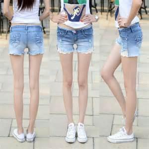 Girls in Short Pants