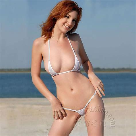 Wholesale Women Biquinis Woman'S Micro Bikini Mini Bikini Maillot De Bain Sexy Underwear Milk ...