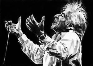 Leonard Bernstein by vidaloca185 on DeviantArt