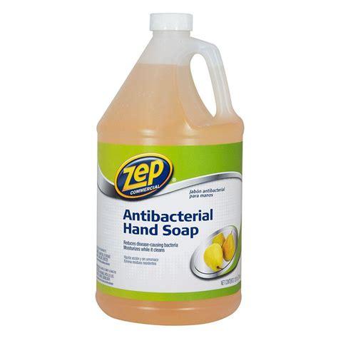 Zep Floor Cleaner Sds by Zep 128 Oz Anti Bacterial Liquid Soap Refill