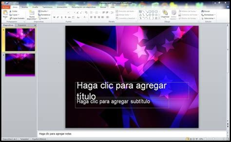 office 2007 powerpoint diseño descargar windows