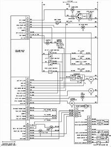 Whirlpool Refrigerator Schematic Diagram