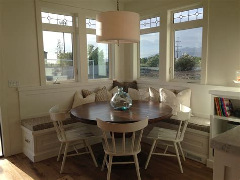 Kitchen Nook by Breakfast Nook Square Booth Table Kitchen In