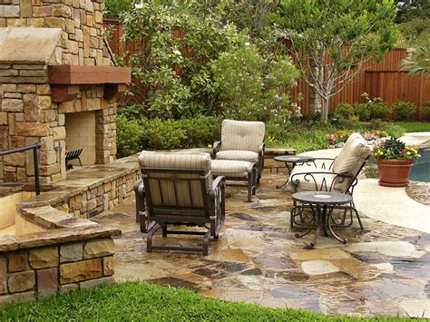 outdoor patio ideas with fireplace inspiring outdoor fireplace ideas quiet corner