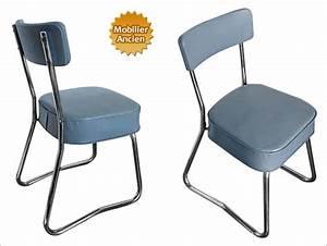Chaise Industrielle Vintage : chaise design industriel ~ Teatrodelosmanantiales.com Idées de Décoration