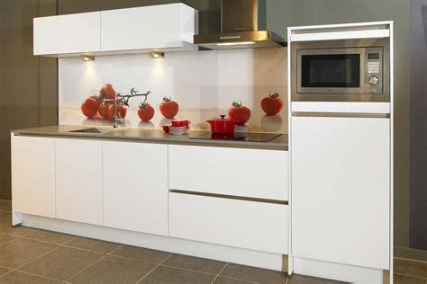 kleine rechte keuken inspiratie keukens ikea  inrichten