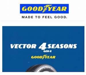 Offre De Remboursement : offre de remboursement goodyear 50 sur pneus vector 4 ~ Carolinahurricanesstore.com Idées de Décoration