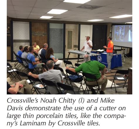 Louisville Tile Distributors Knoxville Tn by Ntca Brings Workshops To Tennessee And Oregon Tileletter