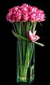l39 art floral moderne jolis arrangements de fleurs fraiches With affiche chambre bébé avec fleurs de paris bouquet
