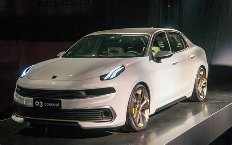 how hybrid cars work lynk co s next car previewed by 03 sedan concept