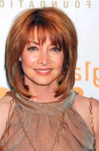 image result  medium length hairstyles  women