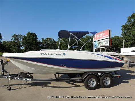 Tahoe Deck Boat For Sale Arkansas by Tahoe 195 Boats For Sale Boats
