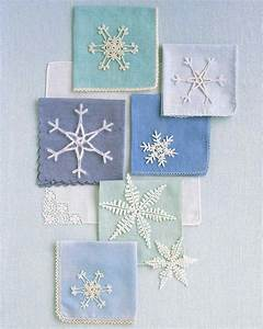 snowflake decorations martha stewart With snowflake template martha stewart